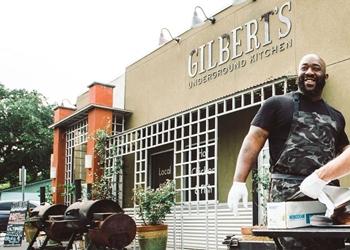 Gilbert's Underground Kitchen
