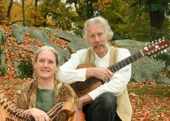 image of Celtic duo Castlebay