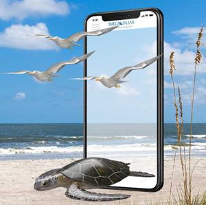Augmented Reality App Aimed at Amelia Island Tourists