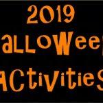 Halloween Line-up 2019