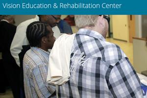 Ribbon Cutting for Vision Education Rehab Center