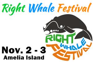 NOAA Sponsors Right Whale Festival on Amelia