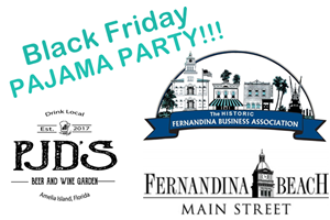 Black Friday Pajama Party